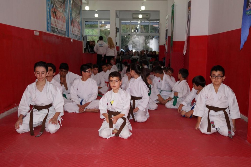 KUSAK TERFI SINAVI REYKAN & GOLGE 245