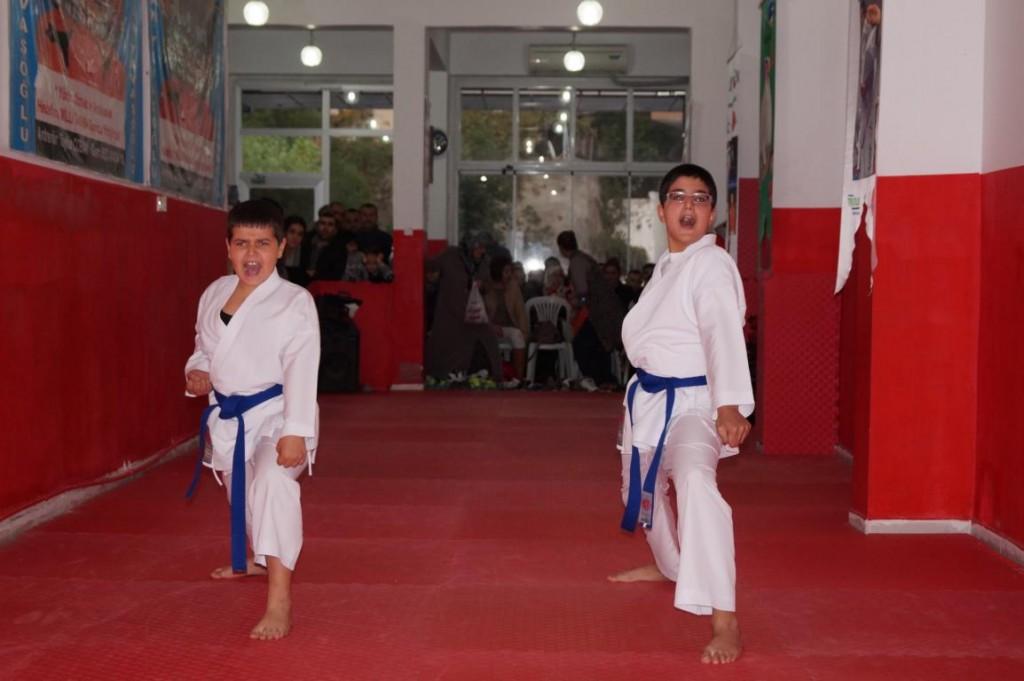 KUSAK TERFI SINAVI REYKAN & GOLGE 256