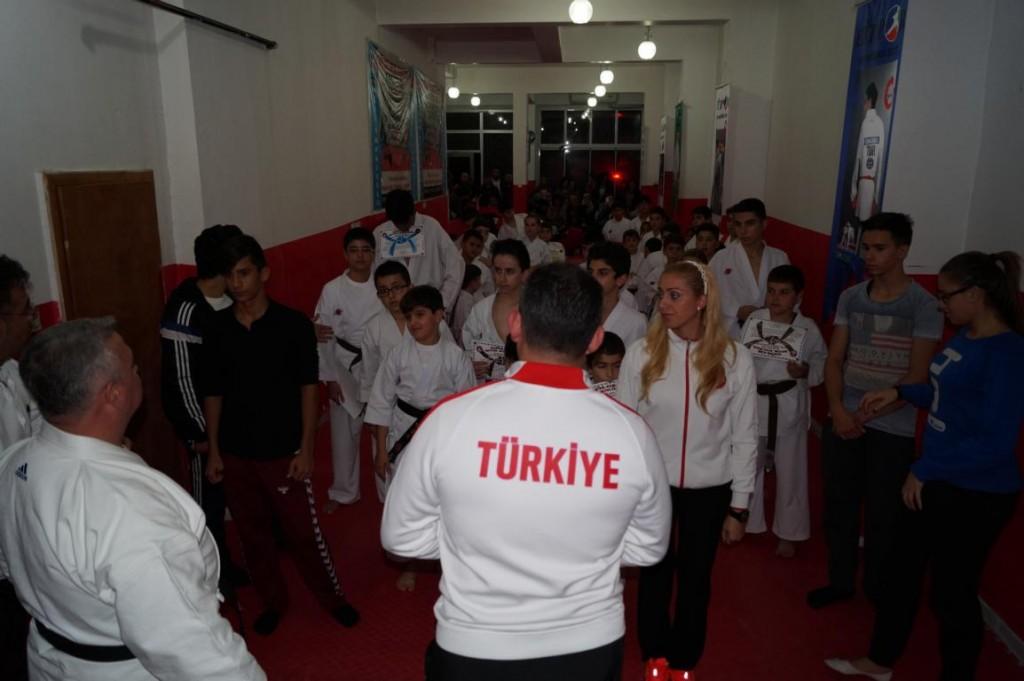KUSAK TERFI SINAVI REYKAN & GOLGE 390
