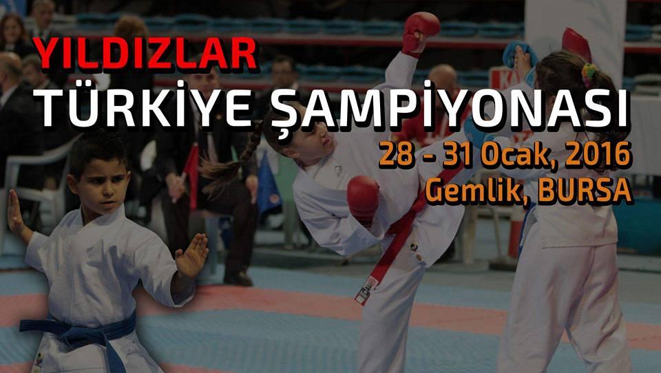 YILDIZLAR TURKIYE SAMPIYONASI